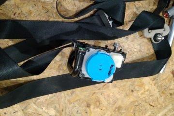 разблокировать ремни безопасности после дтп