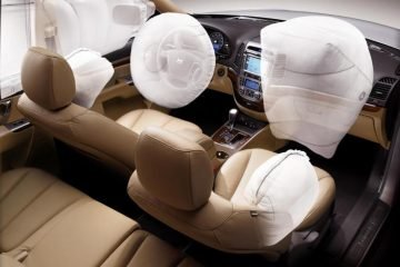 реставрация airbag