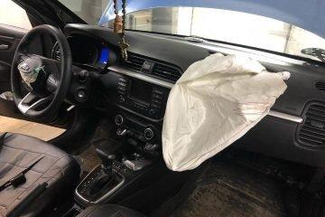 восстановление блоков airbag